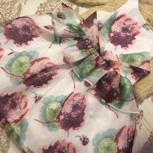🍇Janie and jack gorgeous flower dress NWT size 4